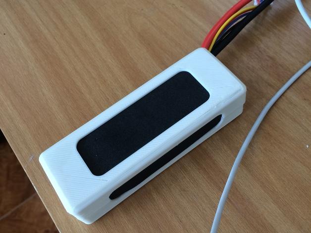 Lipo Hard Case 3D ou Coque Accus Lipo 3D pour Rc et Modélisme M1a70