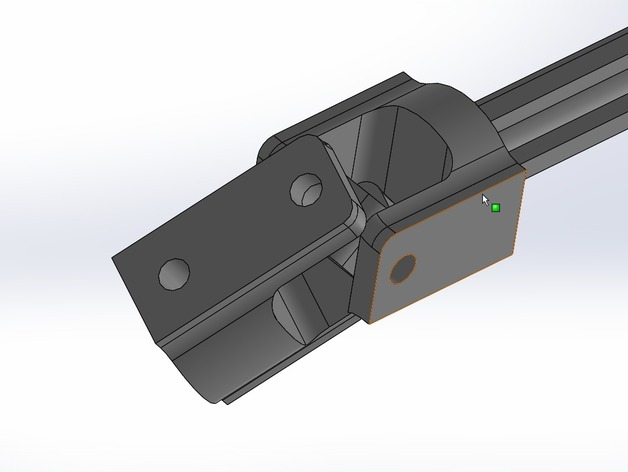 Cardan de Transmission 3D pour Scale et Crawler 1/10 M1b48