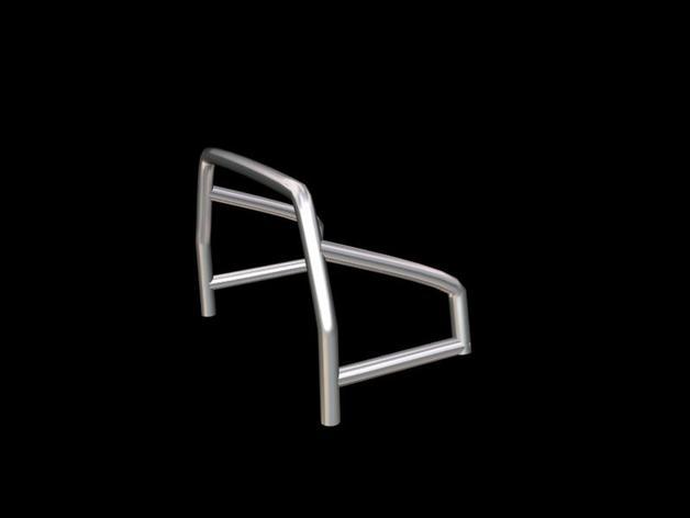 Cage de carrosserie 3D pour Scale et Crawler 1/10 M1c26
