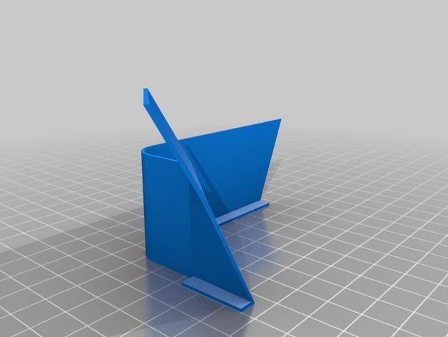 Garde Boue 3D et Passage de Roue 3D pour Scale et Crawler 1/10 M1d11