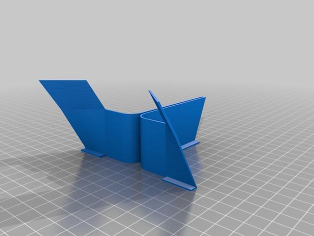 Garde Boue 3D et Passage de Roue 3D pour Scale et Crawler 1/10 M1e10