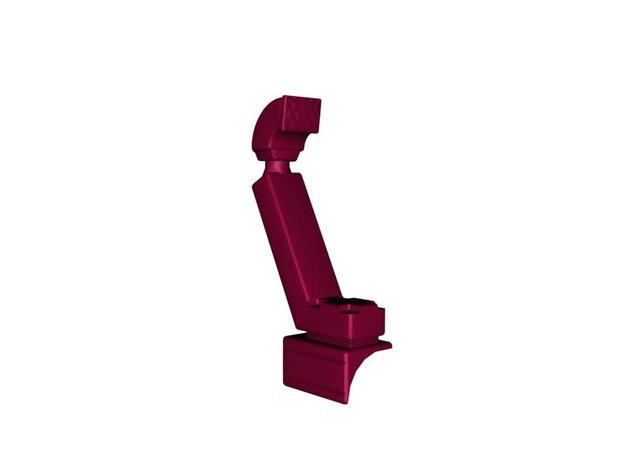 Echappement 3D ou Snorkel 3D pour Scale et Crawler 1/10 M2a22