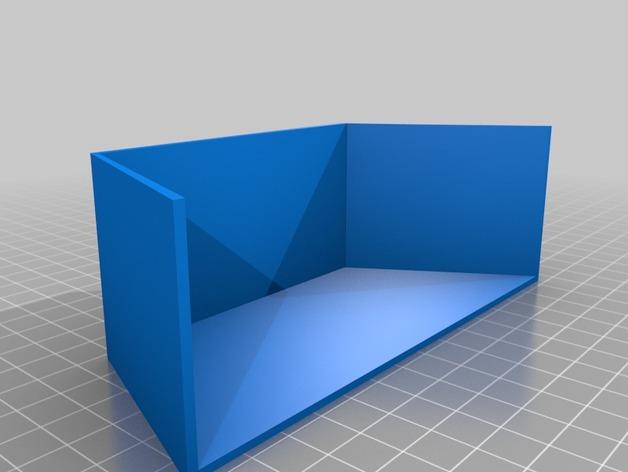 Garde Boue 3D et Passage de Roue 3D pour Scale et Crawler 1/10 M2b19
