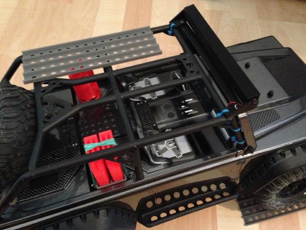 Rampe de Désensablement 3D pour Scale et Crawler 1/10 M2b21