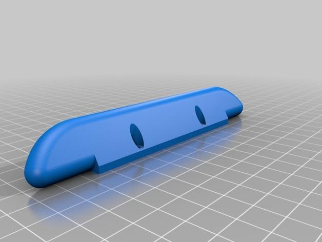 Protection de Carrosserie 3D pour SCX10 et autre Scale et Crawler 1/10 M2b28