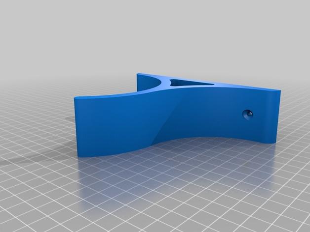 Trépied de stockage surélevé 3D pour Scale et Crawler 1/10 M2b35