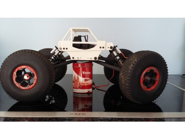 Chassis 3D pour Scale et Crawler 1/10 M2b37
