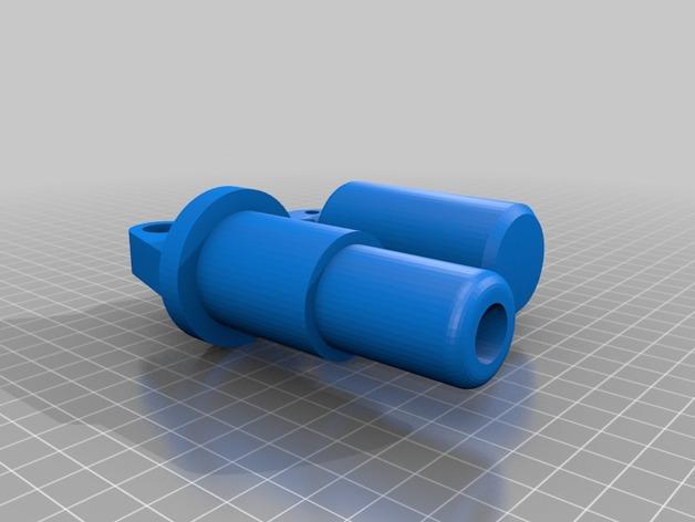 Amortisseur 3D ou Suspension à ressort 3D pour Scale et Crawler 1/10 M2b39