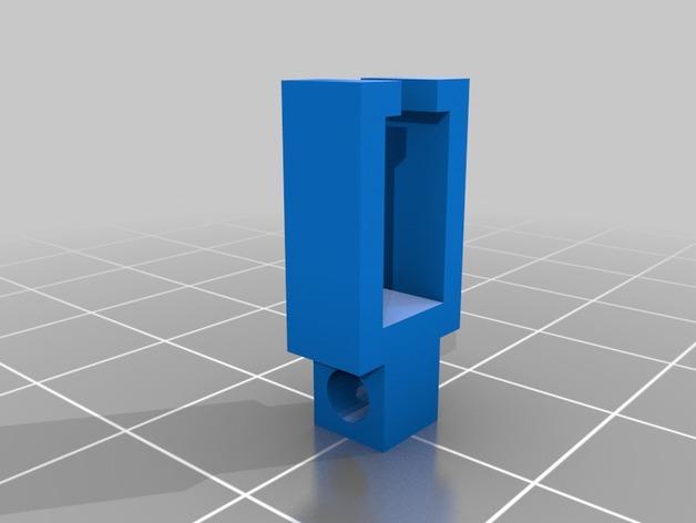 Lame de Suspension 3D ou suspensions à lame pour Scale et Crawler 1/10 M2b44