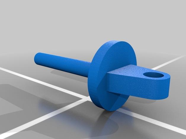 Amortisseur 3D ou Suspension à ressort 3D pour Scale et Crawler 1/10 M2c19