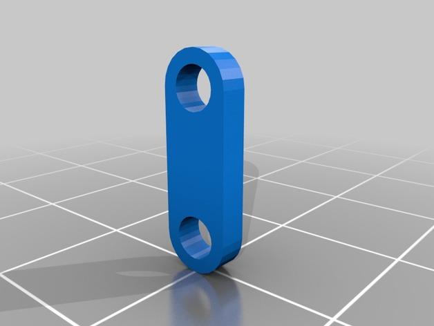 Lame de Suspension 3D ou suspensions à lame pour Scale et Crawler 1/10 M2c20
