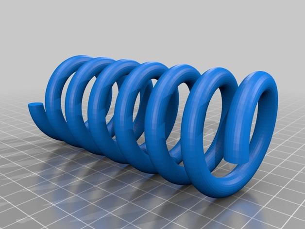 Amortisseur 3D ou Suspension à ressort 3D pour Scale et Crawler 1/10 M2d10