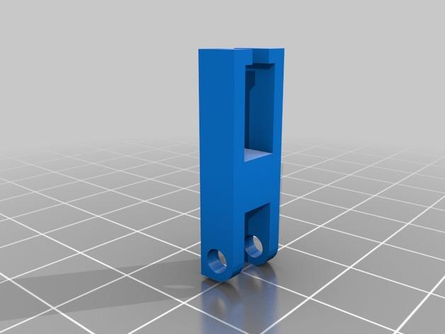 Lame de Suspension 3D ou suspensions à lame pour Scale et Crawler 1/10 M2d11