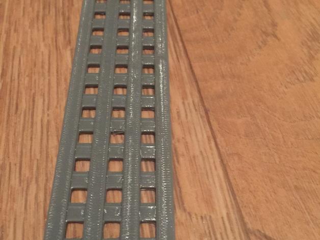 Rampe de Désensablement 3D pour Scale et Crawler 1/10 M3a29