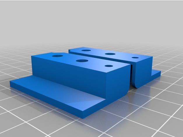 Réflecteurs 3D et Feux d'Eclairage 3D pour Scale et Crawler 1/10 - 1/8 - 1/12 M3b13