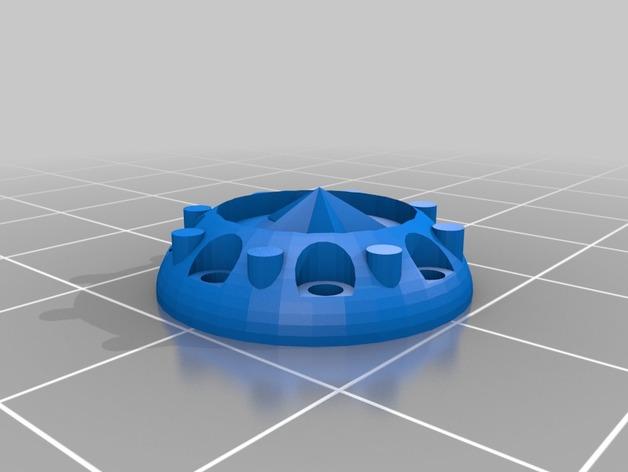 Pneu 2.2 en 3D et Jante Beadlock 2.2 en 3D pour Scale et Crawler 1/10 M3c13