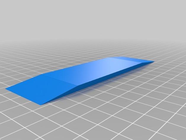 Rampe de Désensablement 3D pour Scale et Crawler 1/10 M4a20