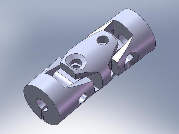 Cardan de Transmission 3D pour Scale et Crawler 1/10 M4a23
