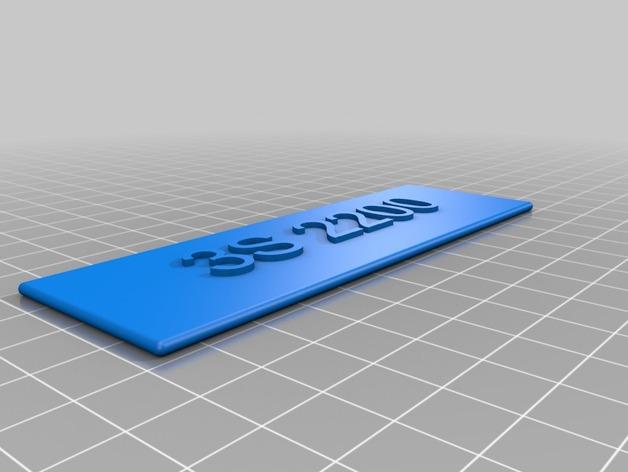 Lipo Hard Case 3D ou Coque Accus Lipo 3D pour Rc et Modélisme M4a24