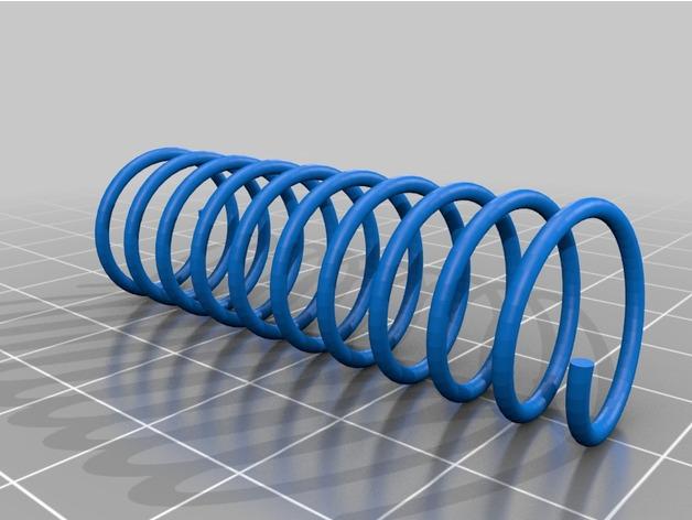 Amortisseur 3D ou Suspension à ressort 3D pour Scale et Crawler 1/10 M4b16
