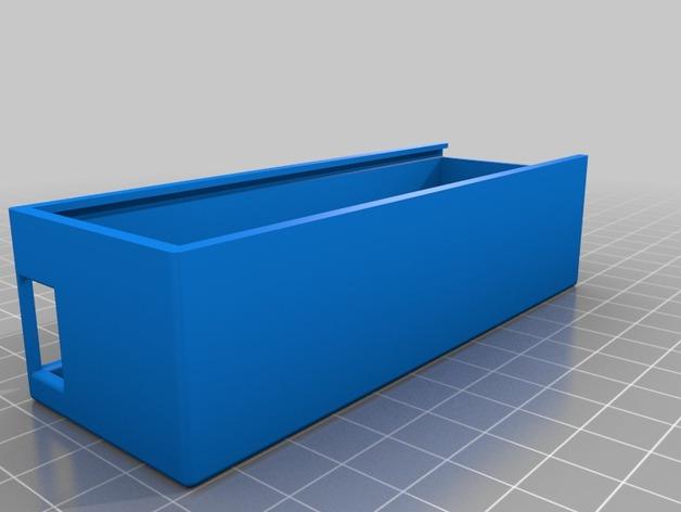 Lipo Hard Case 3D ou Coque Accus Lipo 3D pour Rc et Modélisme M4b18