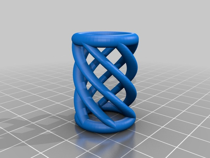 Amortisseur 3D ou Suspension à ressort 3D pour Scale et Crawler 1/10 M5a15