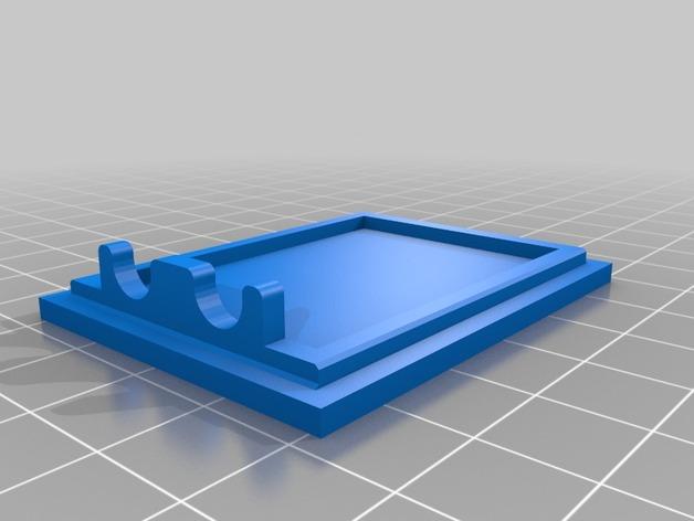 Lipo Hard Case 3D ou Coque Accus Lipo 3D pour Rc et Modélisme M5b17