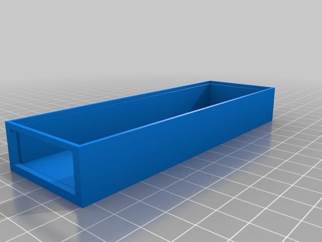 Lipo Hard Case 3D ou Coque Accus Lipo 3D pour Rc et Modélisme M6a18