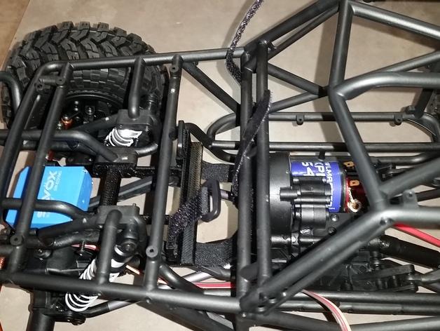 Support de Batterie 3D ou Support d'Accus 3D pour Scale et Crawler 1/10 M7a11