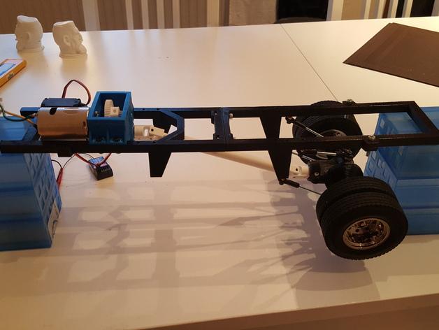 Chassis 3D pour Scale et Crawler 1/10 M7a14
