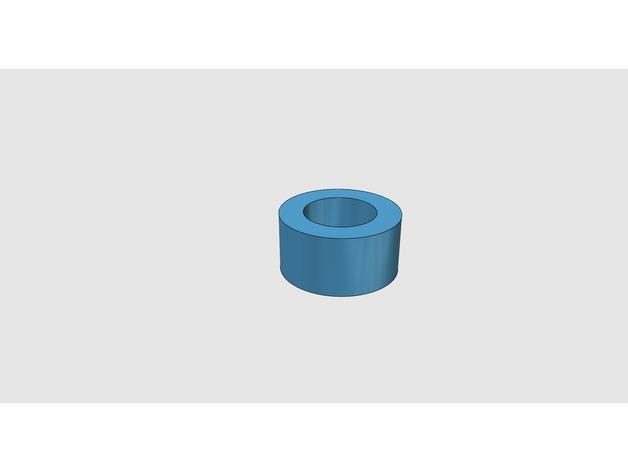 Amortisseur 3D ou Suspension à ressort 3D pour Scale et Crawler 1/10 M7a15