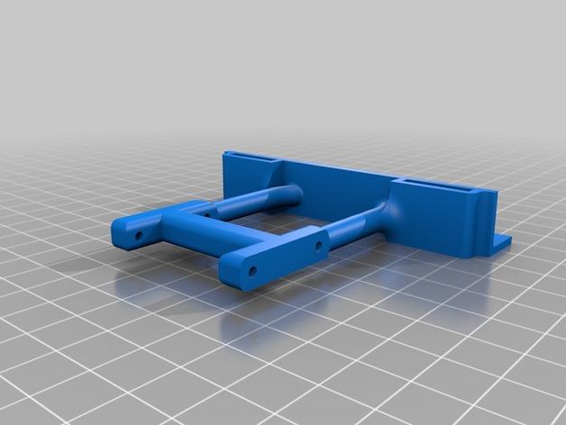 Support de Batterie 3D ou Support d'Accus 3D pour Scale et Crawler 1/10 M7e11