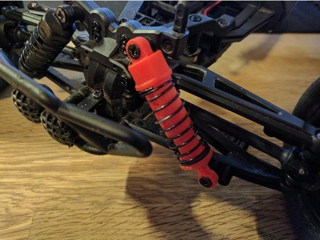 Amortisseur 3D ou Suspension à ressort 3D pour Scale et Crawler 1/10 M8a14