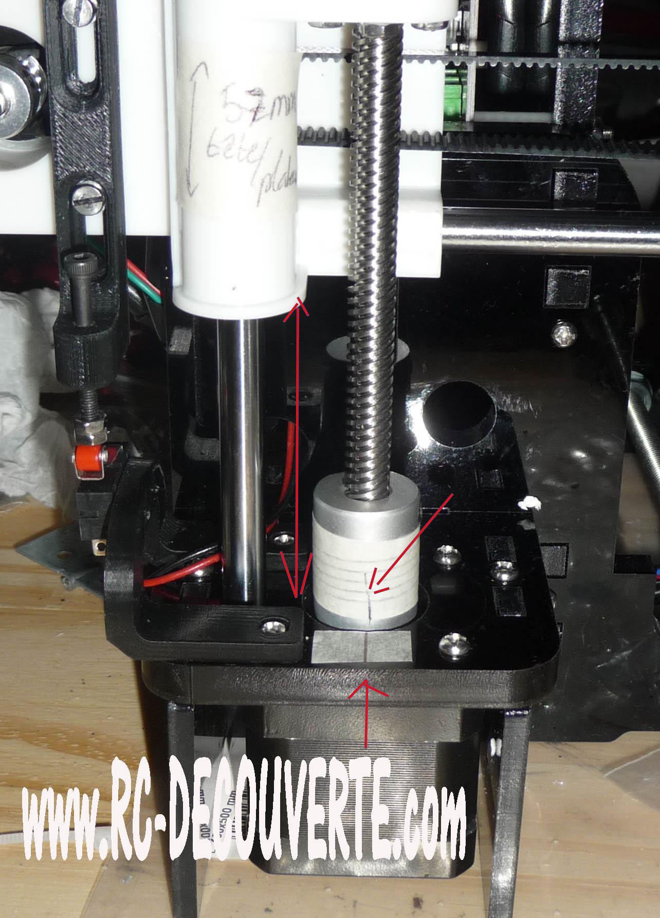 Anet A8 : Installation, Paramétrage et Configuration de mon Imprimante 3D Marqua10