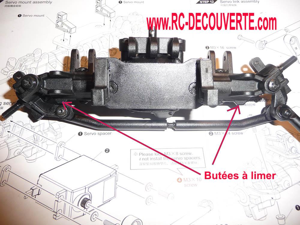 Montage MST CMX Kit : Jeep & Hummer - Page 2 Mst-cm14