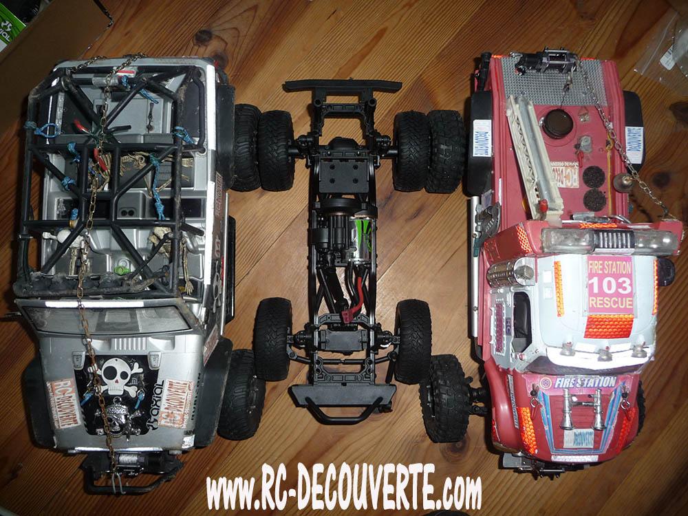 Montage MST CMX Kit : Jeep & Hummer - Page 4 Mst-cm17