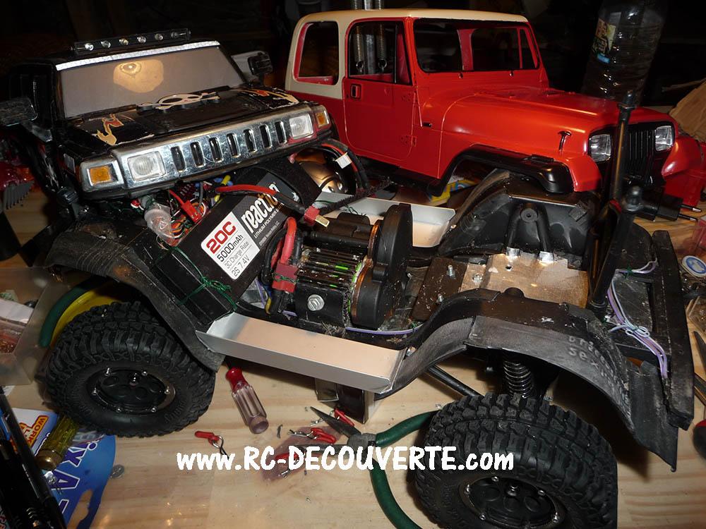 Montage MST CMX Kit : Jeep & Hummer - Page 8 Mst-cm22