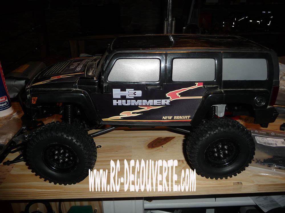 Montage MST CMX Kit : Jeep & Hummer - Page 4 Mst-hu10