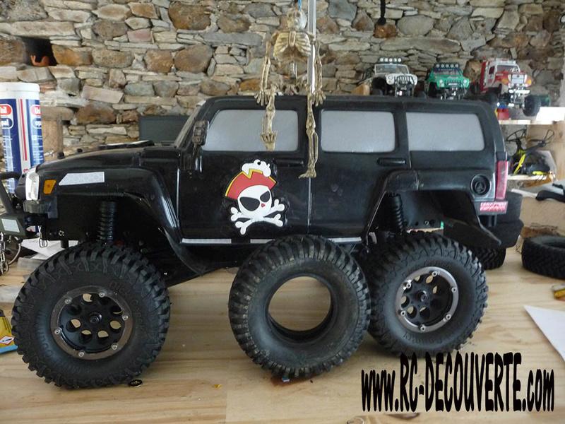 Montage MST CMX Kit : Jeep & Hummer - Page 6 Mst-hu12