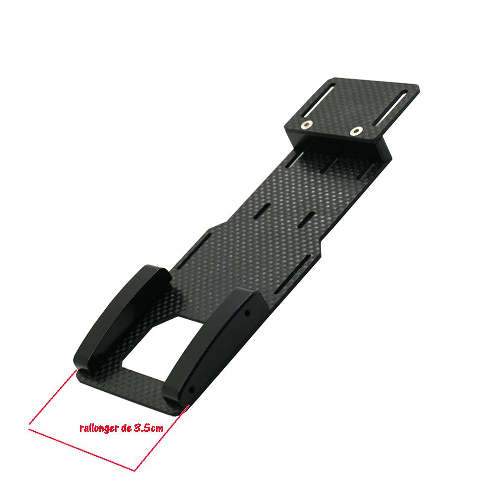 Fabrication support de batterie 3D pour SCX10 II Servo-13