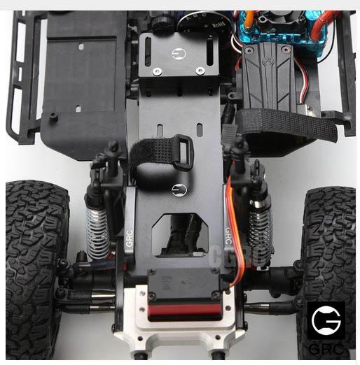 Montage SCX10 II Kit VS RTR : que vaut le SCX10 2 ? - Page 2 Suppor11