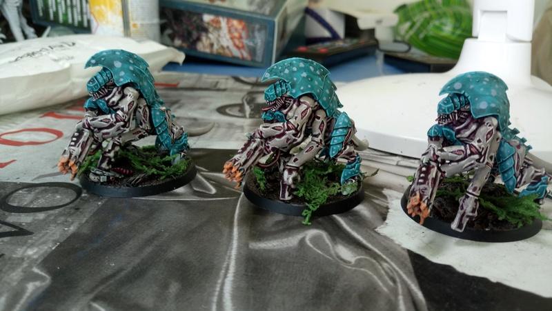 Première figurines de la Flotte-ruche Dagon - Page 3 Dsc_0917