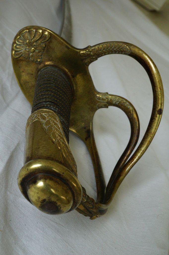 sabre 1822 d'officier de cavalerie légére  Dsc01524