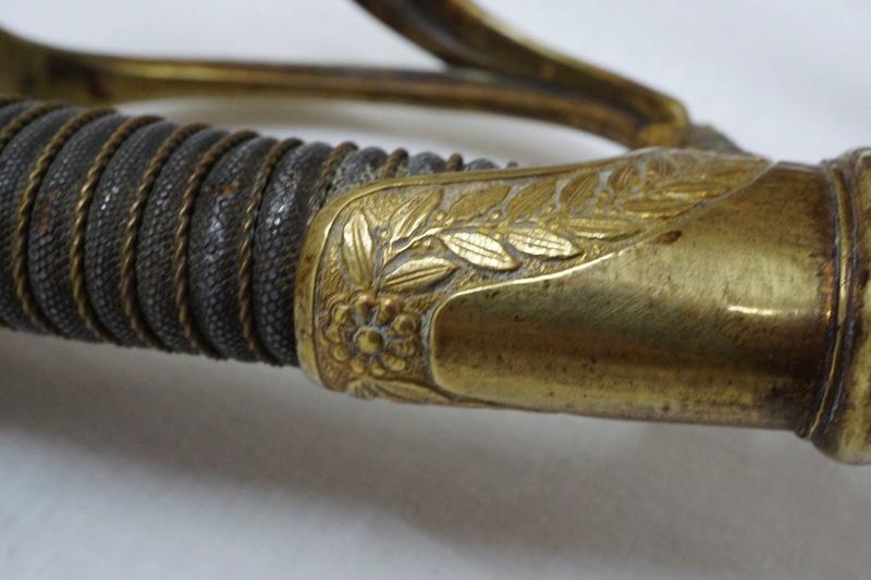 sabre 1822 d'officier de cavalerie légére  Dsc01530