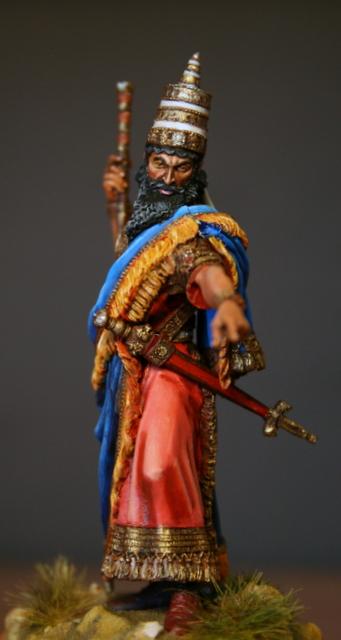 Sargon II Roi de Babylone Img_6645