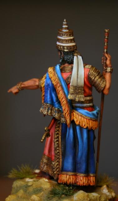 Sargon II Roi de Babylone Img_6646