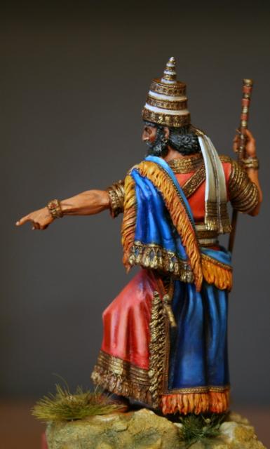 Sargon II Roi de Babylone Img_6647