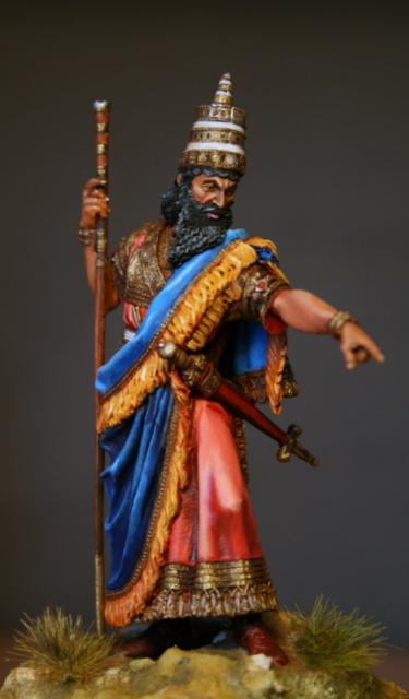 Sargon II Roi de Babylone Img_6648
