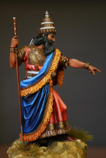 Sargon II Roi de Babylone Img_6649