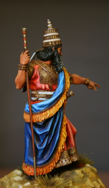 Sargon II Roi de Babylone Img_6650